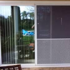 electronic sliding glass dog door instant screen door for sliding glass door http