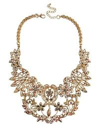 gold chunky necklace images 9 cute chunky necklaces in different designs styles at life jpg