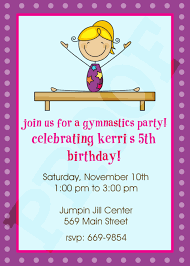 free printable gymnastic birthday invitations u2013 updated drevio