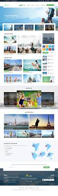 travel news images Urline responsive travel news joomla template by smartaddons png