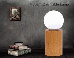 Modern Oak Desk E27 Led Table L 5w 100 240v Modern Desk L With Led Bulb