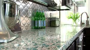 metal backsplashes for kitchens metal kitchen backsplash diy