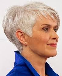 photos of short haircuts for women over 60 wide neck 20 collection of mature short hairstyles