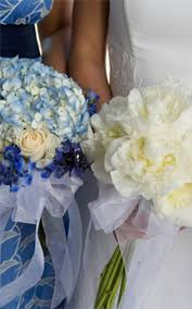 wedding flowers blue and white destination wedding flower and bouquet ideas for anguilla weddings
