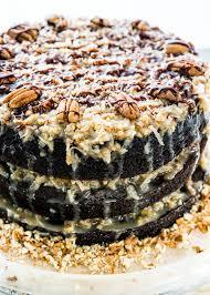 german chocolate cake recipe homemade german chocolate cake
