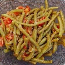 recette de cuisine turque recette salade turque de haricots zeytinyagli taze fasulye