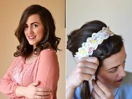 easy to do medium length hairstyles 2 easy and adorable ways to style medium length hair for spring