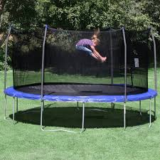 trampolines on sale for black friday skywalker trampolines 15 u0026apos round trampoline and enclosure