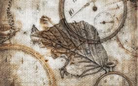abstract clocks abstract clocks fabrics leaves time wallpaper allwallpaper in