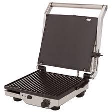 Breville Sandwich Toaster Breville Quick Clean Grill Silver Metallic Grills U0026 Sandwich