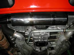 porsche 944 exhaust system pelican technical article exhaust system upgrades
