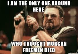 Morgan Freeman Memes - r i p nelson mandela morgan freeman meme on imgur