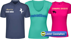 shirt selbst designen reitclub t shirts bedrucken und selbst gestalten
