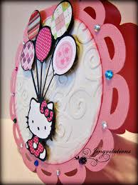 Hello Kitty Invitation Cards Hello Kitty Scallop Invitations Jingvitations