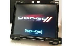 touch screen radio for dodge charger chrylser dodge uconnect 8 4an vp4 na touch screen radio upgrade