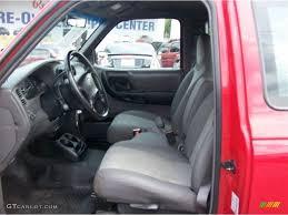 dark graphite interior 2003 ford ranger edge regular cab 4x4 photo