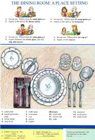 12 the dining room aplace setting pictures dictionary