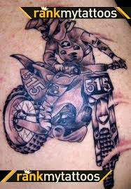 dirt bike tattoo design photos pictures and sketches tattoo