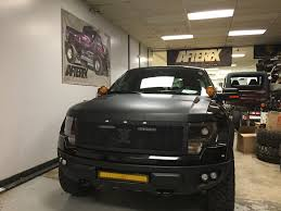 Ford Raptor Truck Wraps - the ford raptor afterfx customs
