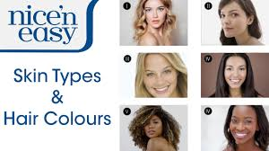 Types Of Hair Colour by How To Find The Best Hair Colour For Your Skin Tone N Easy