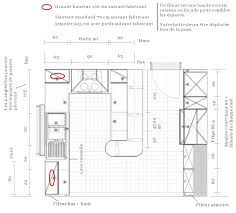 hauteur standard meuble cuisine taille standard meuble cuisine meuble hauteur standard plan de
