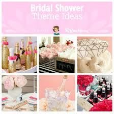 bridal shower theme ideas 29 lovely bridal shower ideas printable tip junkie