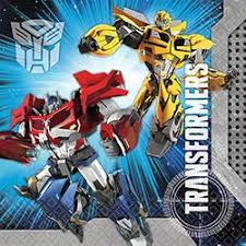 transformer party supplies transformers party supplies banners favors partyware decor