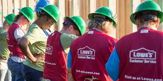 lowe s lowe s supports habitat for humanity women build habitat for