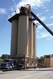 simple silo builder gallagher asphalt plant upgrades to reduce noise