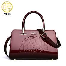 Online Get Cheap Leather Patent Handbags Aliexpress Com Alibaba