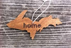 Handmade Home Decor Michigan Gift Idea Handmade Home Decor From Wood By Al Wading