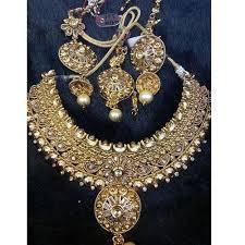 ladies necklace designs images Ladies necklace set ladies designer necklace set wholesaler from jpg