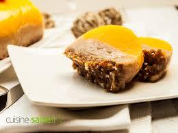 cuisine sans sucre bûche de noël vegan sans gluten sans sucre crue et paléo
