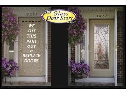 decorative replacement glass for front door traditional and classic front entry glass doors