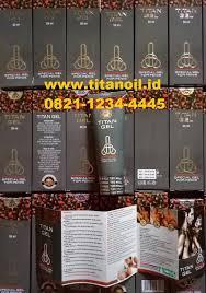 titan gel asli riau agen titan oil