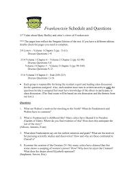 frankenstein questions winter 2016
