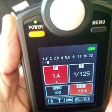 polaris incident light meter flash meters polaris karat flash meter