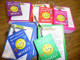 liz u0027s speech therapy ideas wh questions part one