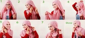 tutorial hijab paris ke pesta tutorial jilbab paris modis tutorial hijab pashmina modern