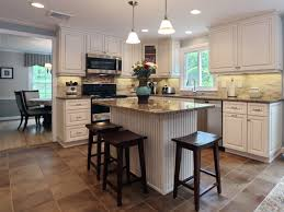 have you ever seen a canterbury kitchen antique white cabinets