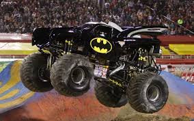 blue thunder monster truck videos batman monster truck awesome links u0026 information