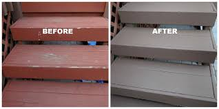 Pictures Of Painted Decks by 5 Things We Realize From Repainting Deck Beauteeful Living