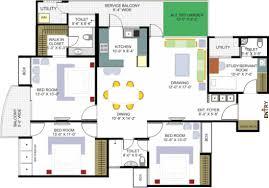 luxury floor plans home design floor plan luxury indian home design with house plan