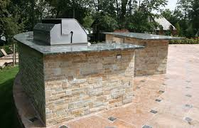 Richards Backyard Solutions by Recently Richards Total Backyard Solutions Custom Outdoor Kitchen