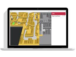 The Avenues Mall Map The Avenues Mall Kuwai Indoor Map And Navigation Technology By