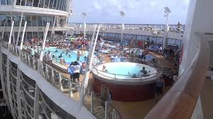 oasis of the seas floor plan oasis of the seas deck 14 15 16 and 17 only youtube