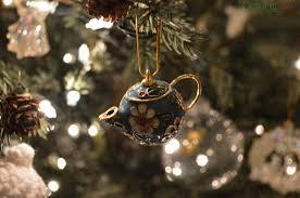 happy holidays tea ornaments oolong owl 2013