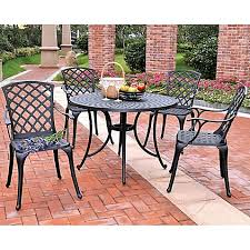 Cast Aluminum Patio Tables Crosley Sedona Cast Aluminum Outdoor Patio Furniture Collection