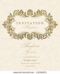 Wedding Invitation Cards Font Styles Invitation Card Stock Images Royalty Free Images U0026 Vectors