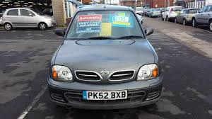 nissan micra xv diesel price used nissan micra 2002 for sale motors co uk